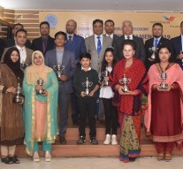 NOVOAIR Cup Golf Tournament Prize Distribution Ceremony