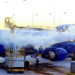 Airlines cancel flights due to extreme cold