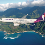 Passenger forces a Hawaiian Airlines flight to return to Honolulu