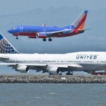 Airlines impacted by US government shutdown
