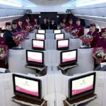 Qatar Airways flies all-female flight