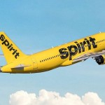 Spirit Airlines Brings 'Dumbo' Plane to BWI Marshall Airport