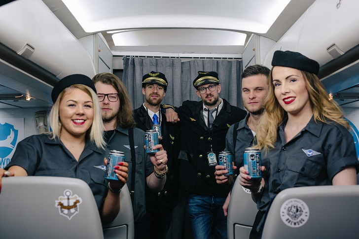 The 'World's First Craft Beer Airline