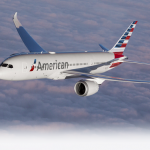 American Airlines passenger pees on another passenger's luggage mid-flight