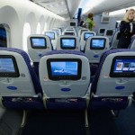 Some airlines have cameras installed on passengers' seats