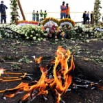 Boeing 737 Max crash relatives offered earth for ceremony