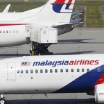 Malaysia Airlines plane's wing tip was DAMAGED and pilots 'went to SLEEP'