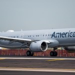 American Airlines debuts brand-new aircraft