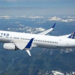 United Airlines goes out with the gold