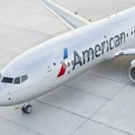 American Airlines Crew Spills Tray Of Drinks On CEO