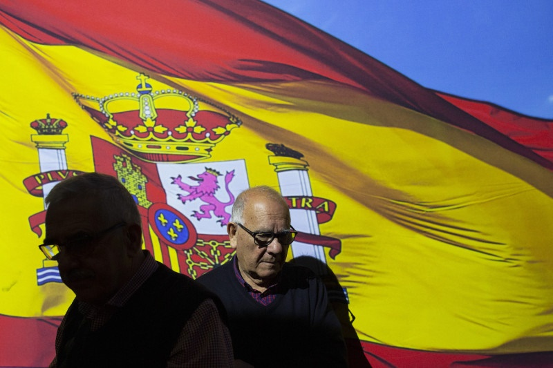 Popular Party Starts The Electoral Campaign In Madrid