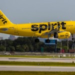 Man Lights and Smokes Mid-Air on Spirit Airlines Flight