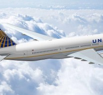 United Airlines flight