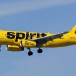 Spirit Airlines Passenger Banned for Life for Vaping
