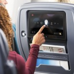 Airline monitors passengers with cameras