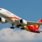 Hainan Airlines suspends Tel Aviv-Shanghai flights