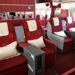 Hainan Airlines Cuts Business Class Limo